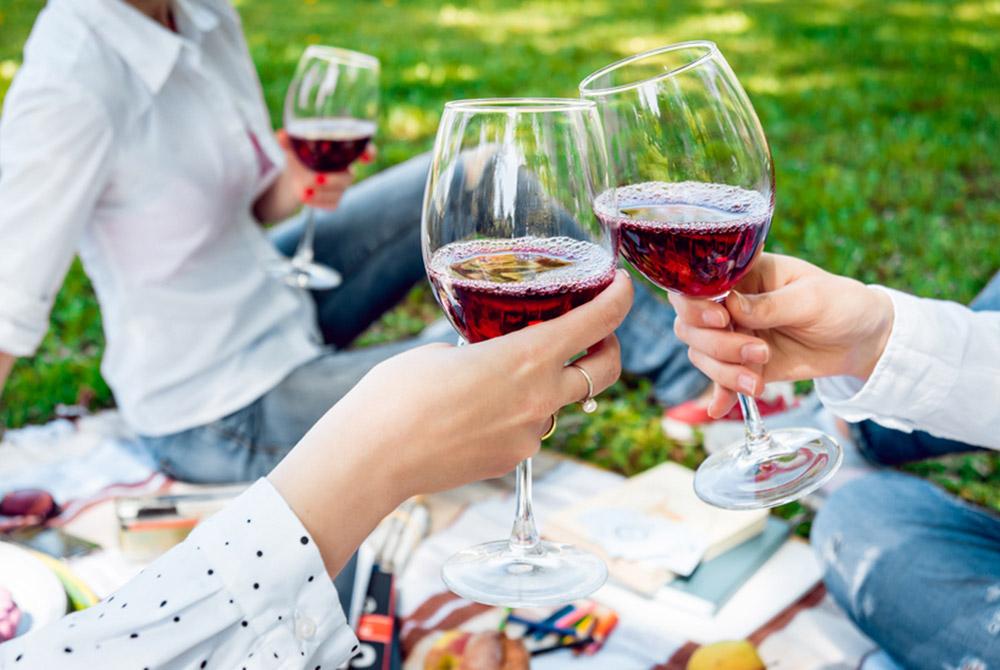 De bästa röda vinerna på box