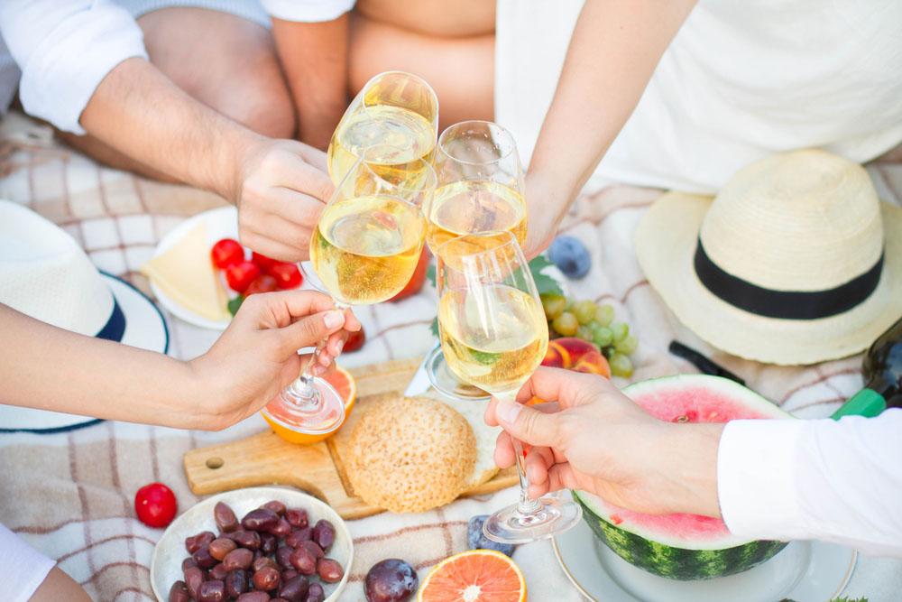 De bästa vita vinerna på box